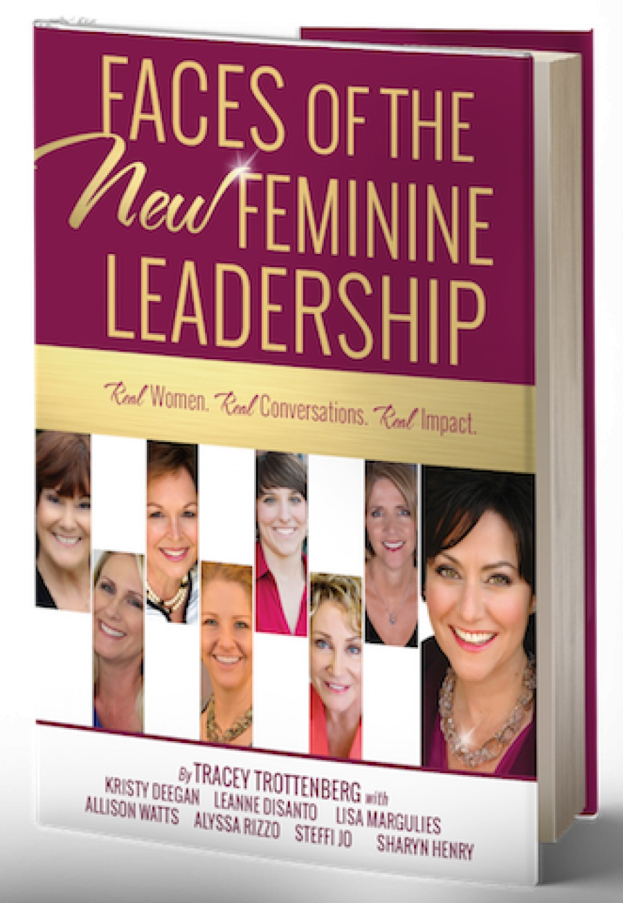 : FREE eBook for a limited time: Faces of the New Feminine Leadership
